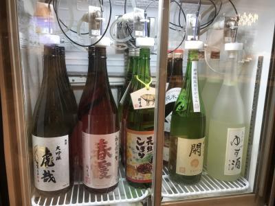 仙台ぶらり街歩き2 ; 地酒とひょうたん揚げと仙台四郎