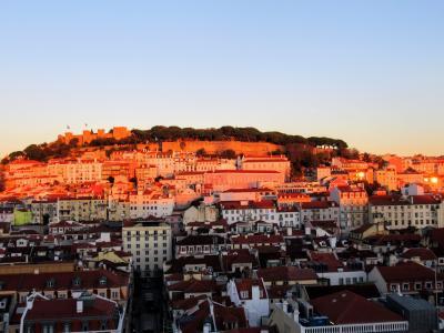 足まめ母娘のポルトガル2人旅~リスボンからポルト~④リスボン観光(シアード方面)