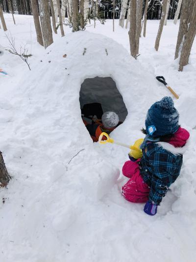 極寒!マイナス13℃のデイキャンプと温泉へ!