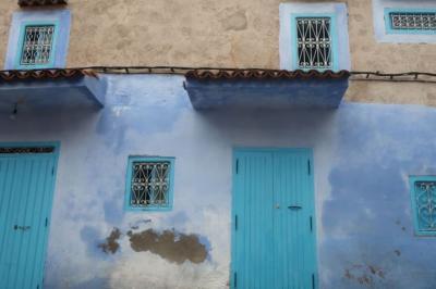 可愛いリアドとシャウエンブルーの街並みにテンションMAX!~色彩の王国モロッコの旅2日目②・3日目
