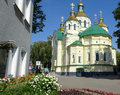 ベラルーシ・ウクライナ 7日間 5