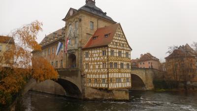 冬のメルヘン ドイツ、東フランスを巡る 15(ドイツ編) 7日目① バンベルク