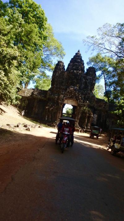 4歳児連れ海外旅行☆カンボジア、アンコールワットへ三世代旅行