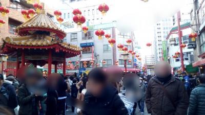 九州正月旅行1日目 予定外の神戸