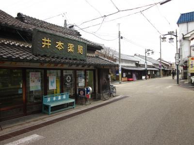 伊賀國・上野 ご城下と旧街道 ぶらぶら歩き暇つぶしの旅