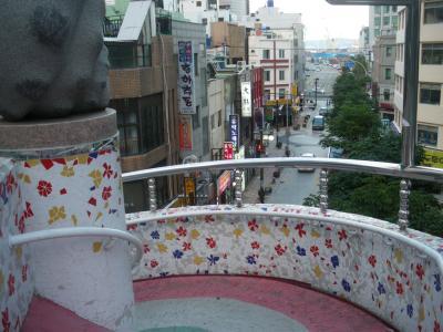 【ビートルでGo!】ふらっと釜山[1] ~アートなPUSANとサムギョプサル~
