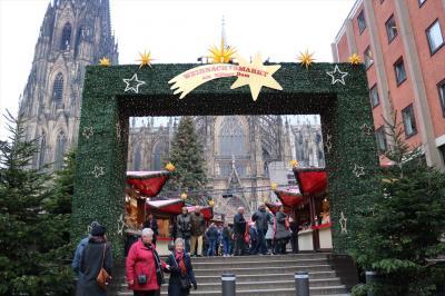ドイツクリスマス紀行6日間 2日目 1ケルン