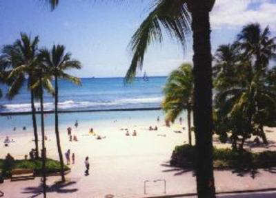 ハワイ1999初夏<ワイキキ・ハナウマベイ・ビショップミュージアム・IMAXシアター>