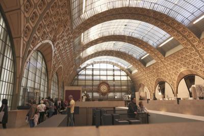 パリ 母娘旅その4 蚤の市とオルセー美術館