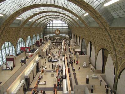 パリの街歩き2018(第5回)3日目 オルセー美術館 Town walk in Paris/Musee d'Orsay