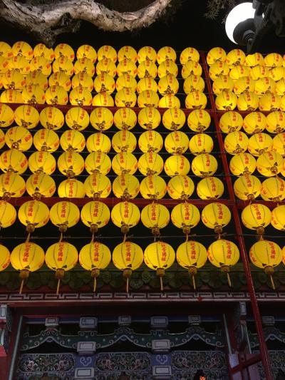 春節の台北一人旅