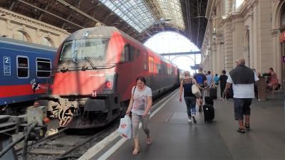 11日間で中欧4か国周遊◆Day7◆ブダペスト市内観光~レヘル市場&セーチェニ温泉→Railjetでウィーンへ移動