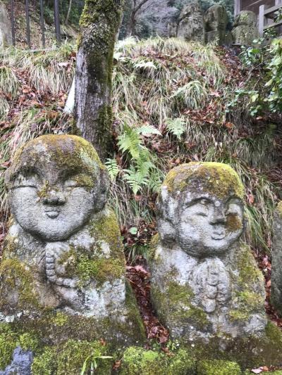 奥嵯峨野から鈴虫寺へ