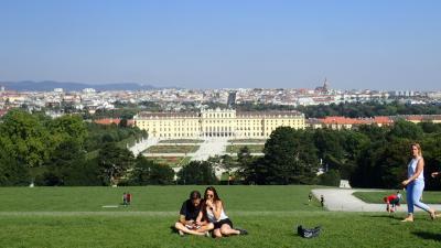 11日間で中欧4か国周遊◆Day8◆ウィーン市内観光~定番のシェーンブルン宮殿&オペラ座鑑賞