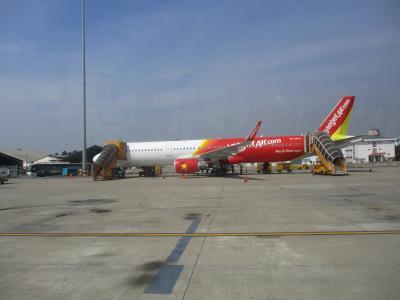 Flight VJ323