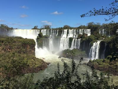 NZ経由でアルゼンチンへ!ブエノス・アイレスとイグアスの滝 6日目~アルゼンチン側イグアスの滝