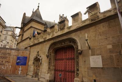 パリ 母娘旅 その5 クリュニー中世美術館とシャンゼリゼ