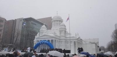 冬の北海道~札幌雪まつり編~