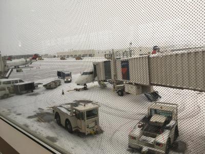 初めてのニューヨーク一人旅その2 デトロイトからニューアーク空港まで 人生初のロストバゲージ