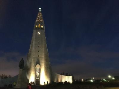 アイスランド(1)パフィンの洗礼/レイキャビク