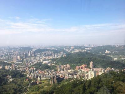 初めての海外旅行in台北