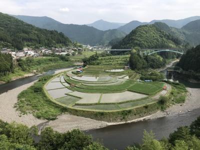 和歌山県・あらぎ島への旅