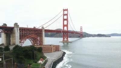 ANAビジネスクラスで行くサンフランシスコ