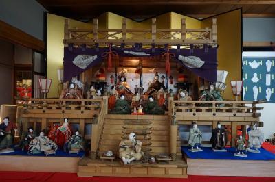 うっとりため息の愛知・滋賀ひな祭りはしご旅(五日目・完)~ 日野ひなまつり紀行は、近江日野商人館とふるさと館が二大会場。蒲生氏郷の故郷です~