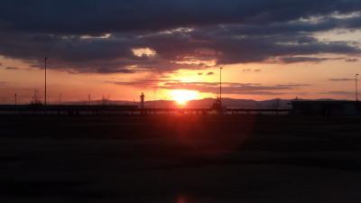九州正月旅行3日目 阿蘇の大観峰・湯布院フローラルビレッジ・九重夢大吊橋