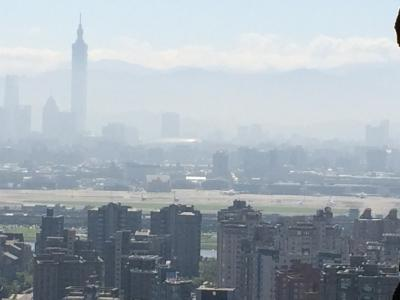 50代ゲイ気まま旅 2019-02 春節台北 ひとり旅 #2 JL97を台北松山空港で!