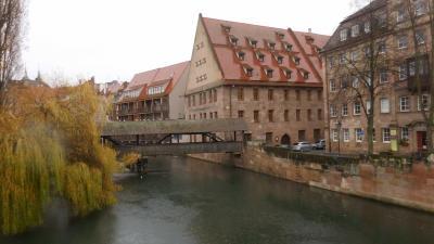 冬のメルヘン ドイツ、東フランスを巡る 17(ドイツ編) 8日目① ニュルンベルク