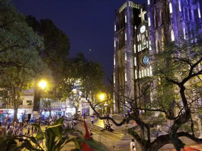 ベトナム ハノイ一泊三日弾丸旅行 滞在時間ほぼ24時間で楽しむベトナム しかも旧正月  前半