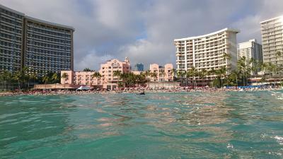 ハワイ オアフ島のビーチ巡り旅を取りまとめました。