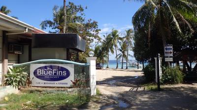 セブのBluefins Resortに泊まってみました
