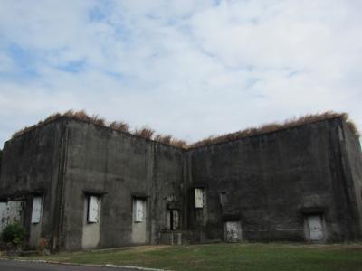 安全廃墟 原日本海軍鳳山無線電信所