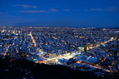 旅費1万3千円で行けた北海道札幌雪まつりは大寒波襲来でした③
