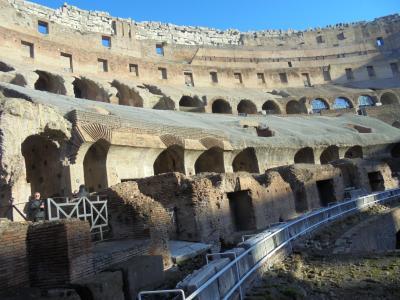 ローマ街歩き①ローマのへそを探す