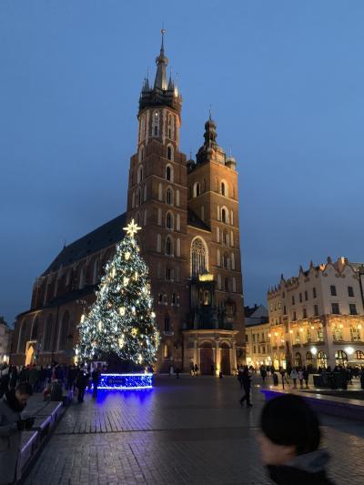 冬のポーランドも魅力的