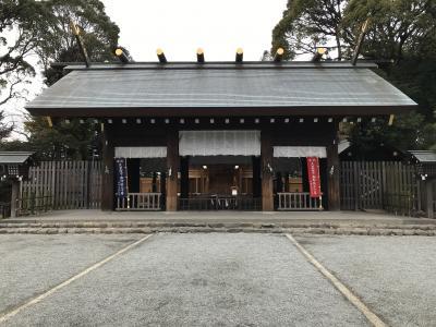 川崎大師と伊勢山皇大神宮と関帝廟