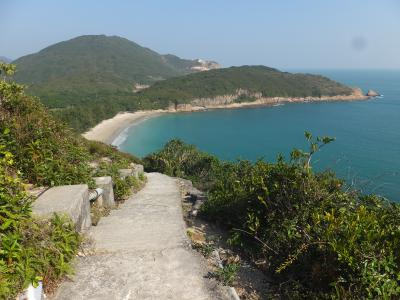 香港ジオパークを歩く