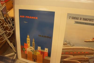 憧れのエールフランス!ビジネス搭乗と、パリ半日散歩(エールフランス博物館行ったよ)