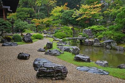 秋の彼岸の頃の京都・奈良(3)-醍醐寺三宝院・無鄰菴・知恩院ー