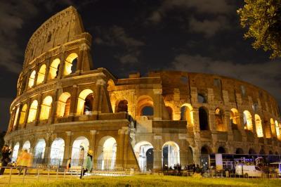 観光・食事・環境すべて良し☆街全体が世界遺産に包まれた都市、それがローマ!!!