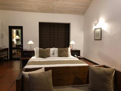 初めてのスリランカ 到着日 ネゴンボのジェットウィングラグーンホテルへ