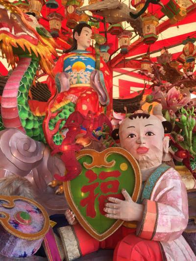 ひとり長崎と、ランタンフェスティバル