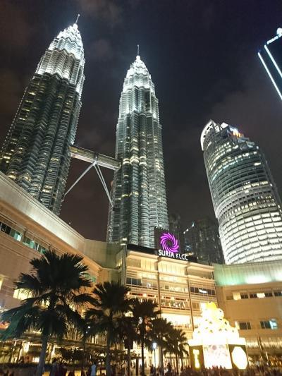 マレーシア周遊~ただいまKLの5日間①~