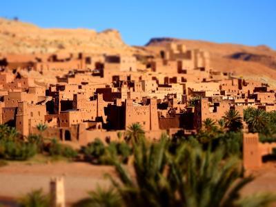 2018年末 モロッコ周遊旅 + ちょこっとパリ (7) アイトベンハッドゥ