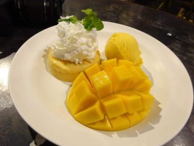 バンコク旅行「マンゴ・タンゴ(Mango Tango)」で世界一甘いマンゴーを食べてきた