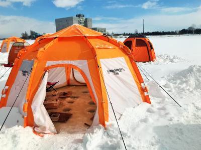 第70回さっぽろ雪まつり & ワカサギ釣り 大好きな北海道へ娘とふたり旅 2日目