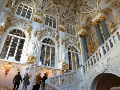 嬉しい誤算続きのロシア旅行 12 エルミタージュ美術館で迷子になった 1